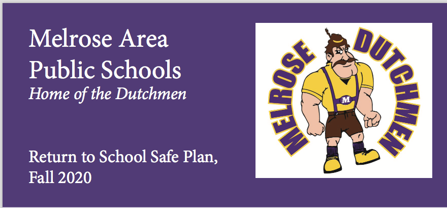 Melrose Return to School Safe Plan