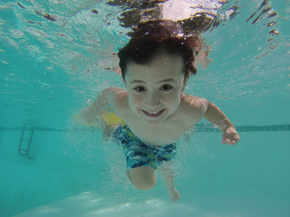 Swimming Lessons Registration Opens 4/20