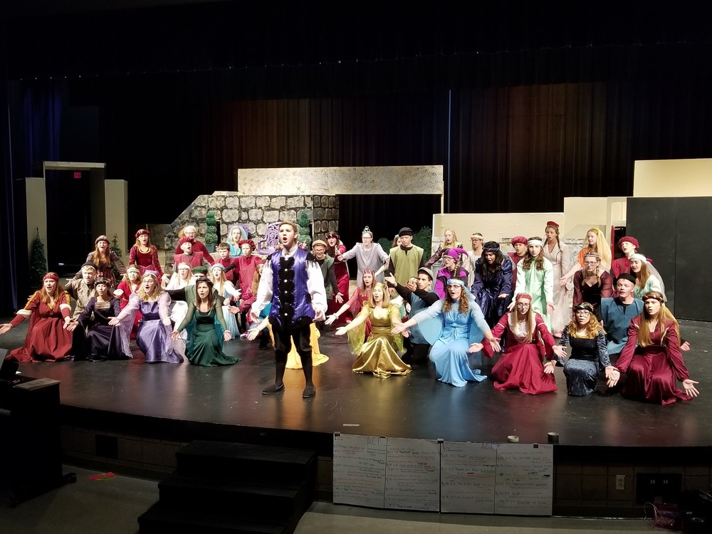 Fall Musical - Seniors 2020