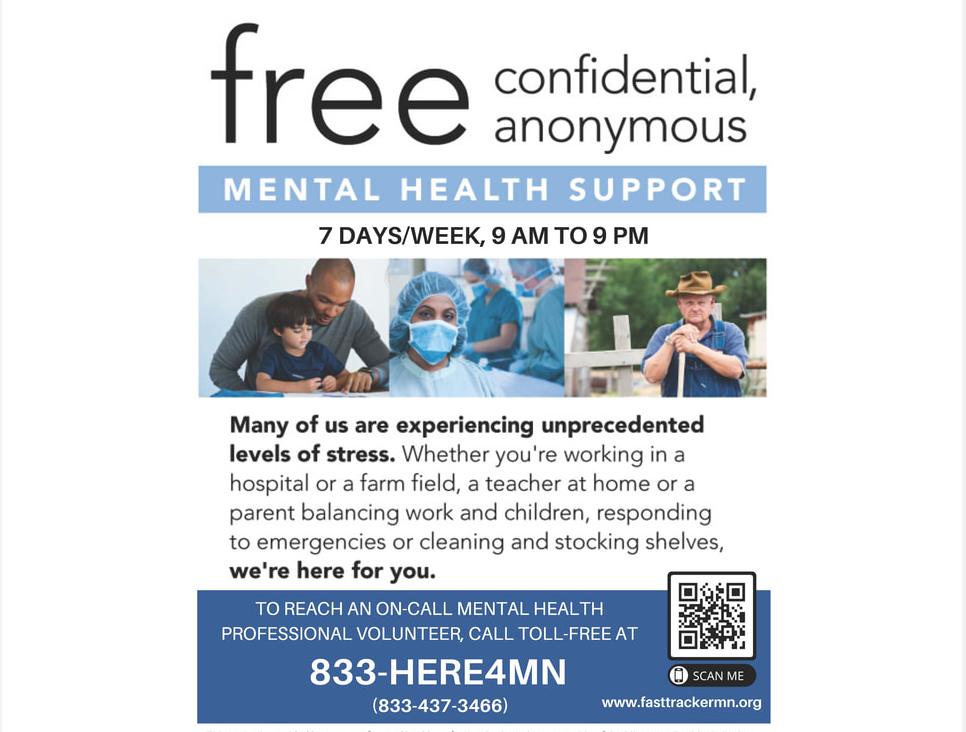 Free Mental Health Support