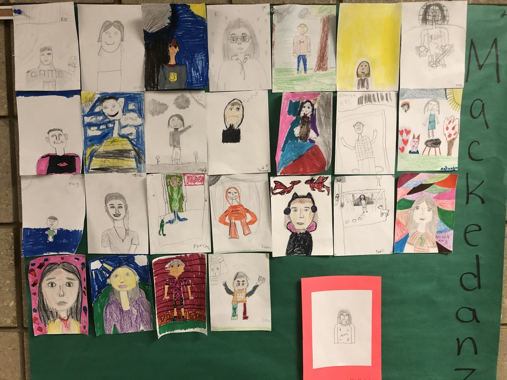 5th grade artwork