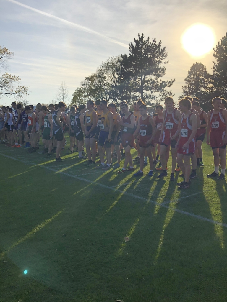 XC section meet