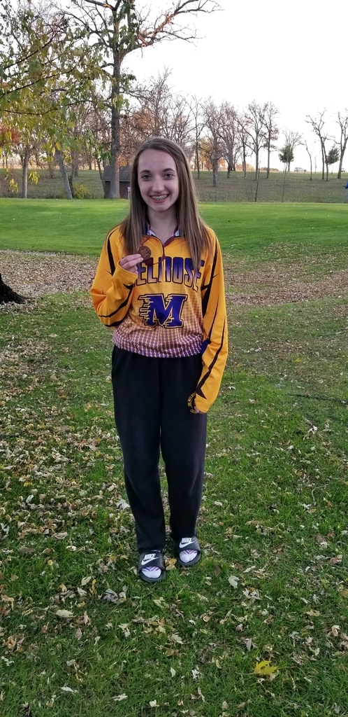 Congratulations Kayla Meyer  she will be heading to State next weekend!